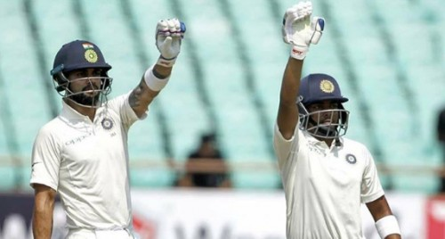 Shouldn't compare Prithvi to anyone yet: Kohli